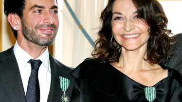 Marc Jacobs et Nathalie Rykiel honorés