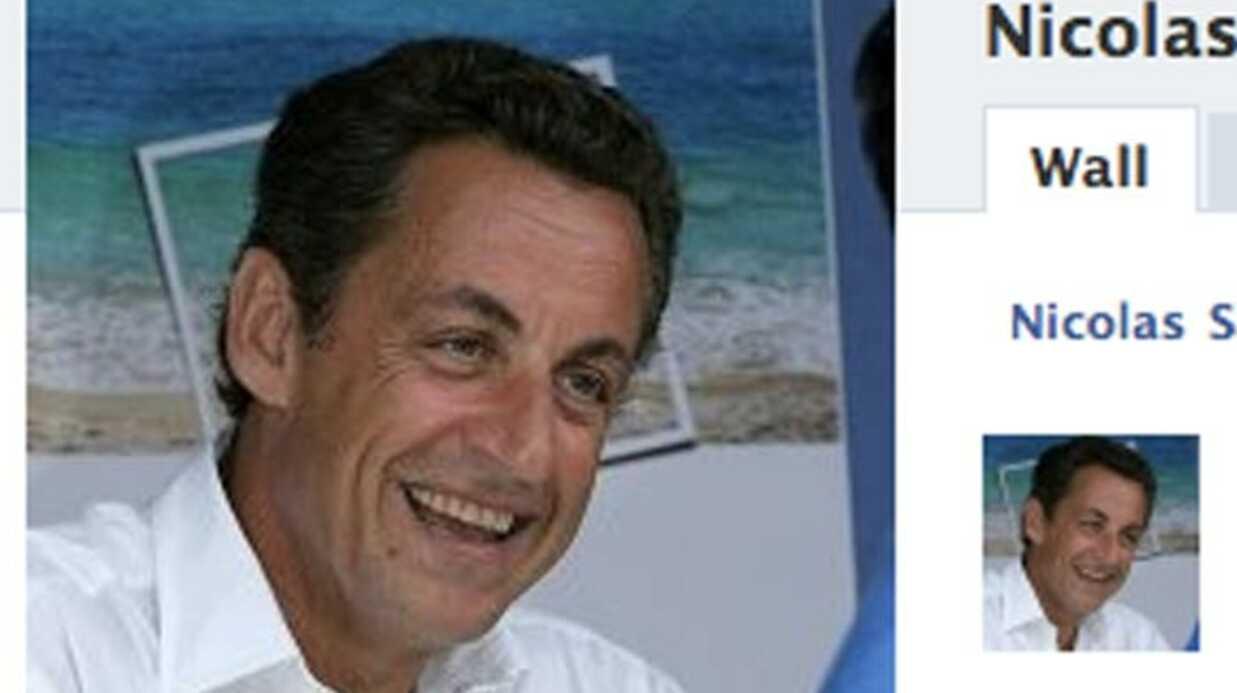 Nicolas Sarkozy vous demande votre avis sur Facebook