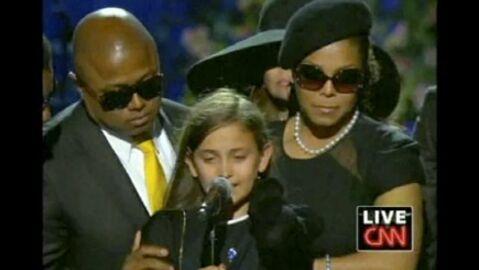 Michael Jackson avait prévenu sa fille qu'il allait mourir