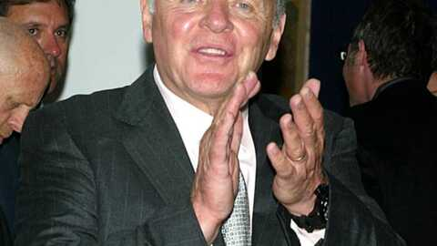 Anthony Hopkins Il sait se faire plaisir !