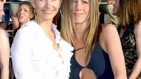 Jennifer Aniston Pourrie gâtée!