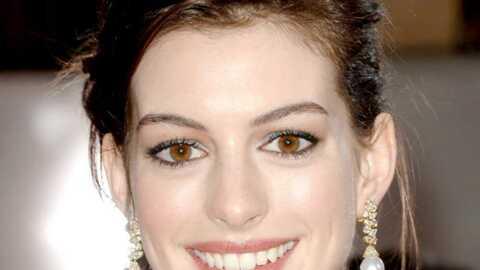 Anne Hathaway Nouvelle égérie de Lancôme