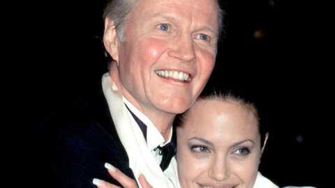 Angelina Jolie Réconciliée avec son père