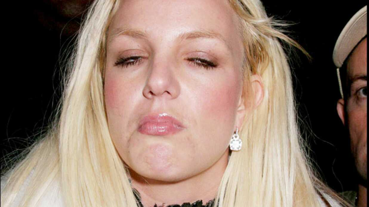 Britney Spears Toujours aussi tapée!