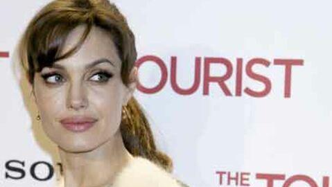 Voici a décodé le tatouage mystère d'Angelina Jolie
