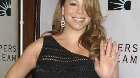 Mariah Carey nue et enceinte en couverture d'un mag US