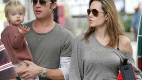 Brad Pitt & Angelina Jolie Shiloh est menacée…