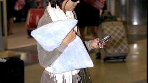 Eva Longoria ne voyage jamais sans son doudou