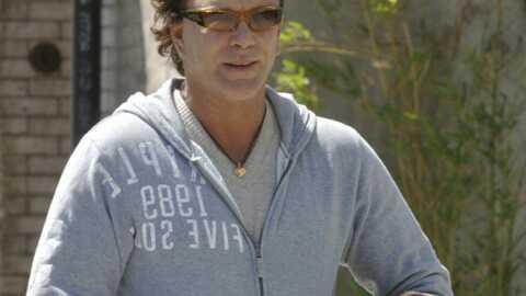 Mickey Rourke: sauvé du suicide par son chien