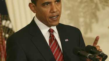 Obama interpellé