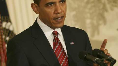 Barack Obama: Bo sur le site officiel de la Maison Blanche