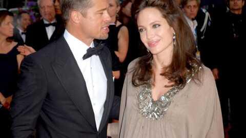 Angelina Jolie & Brad Pitt L'attente…