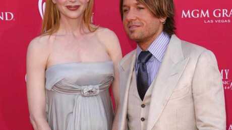 Nicole Kidman va accoucher bientôt, son mari piaffe d'impatience