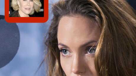 Angelina Jolie serait stupide, selon une de ses partenaires à l'écran