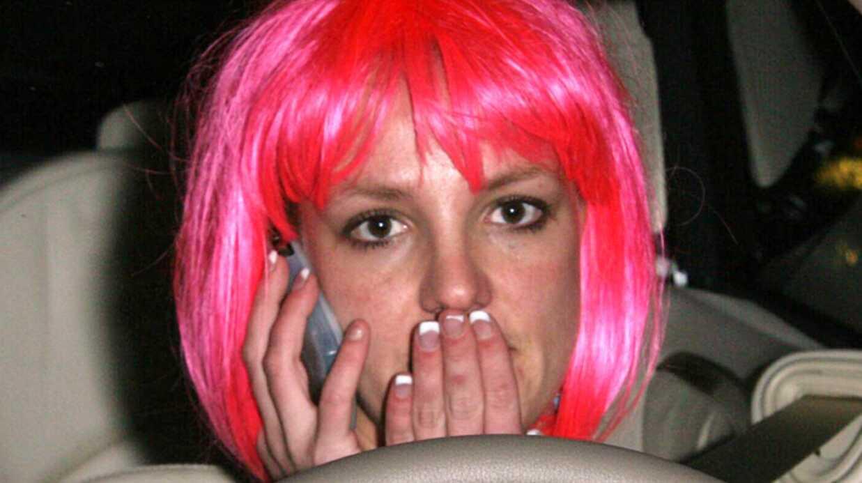 Britney Spears Qui vole un oeuf…