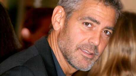 George Clooney On nous rend chèvres!