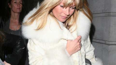 Kate Moss La brindille bonze