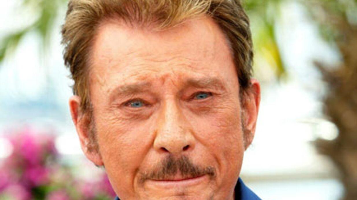 Johnny Hallyday: hospitalisé à Los Angeles
