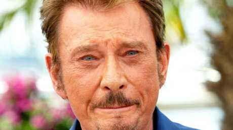 Johnny Hallyday : repos forcé en France