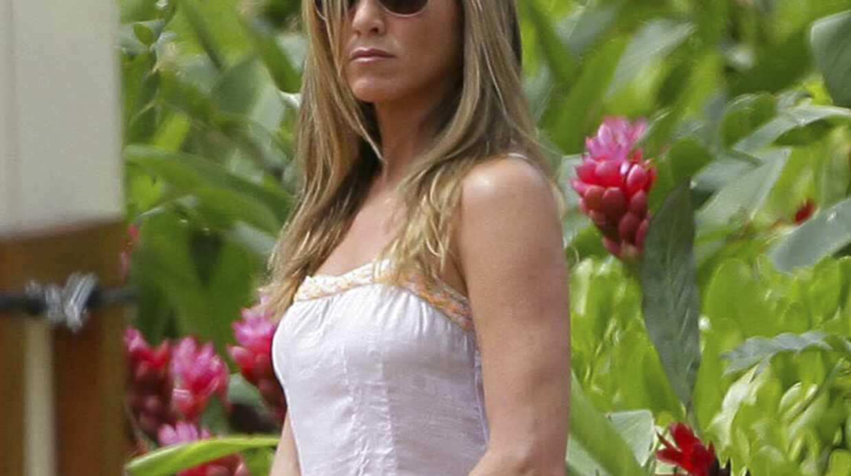 Jennifer Aniston: toujours envie d'être maman