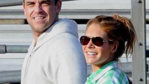 Mariage de Robbie Williams: son beau-père balance tout