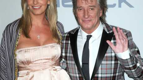 Rod Stewart attend son huitième enfant