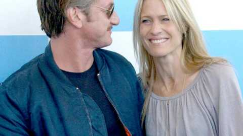 Sean Penn et Robin Wright L'amour gagnant