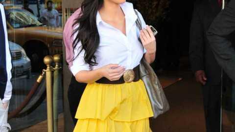 LOOK Kim Kardashian ou l'art de l'assemblage réussi
