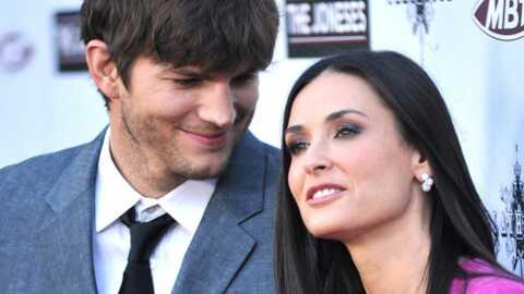 Demi Moore: elle veut un enfant avec Ashton Kutcher