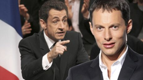 Marc-Olivier Fogiel grondé par Nicolas Sarkozy