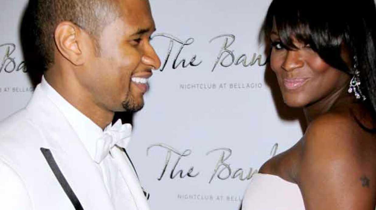 Usher: sa femme serait dans un état stable