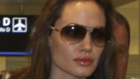 Angelina Jolie est en Haïti