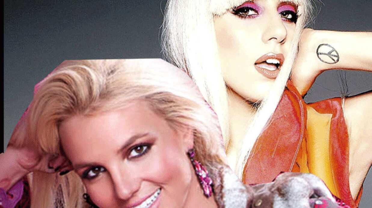 Lady Gaga en duo avec Britney Spears?