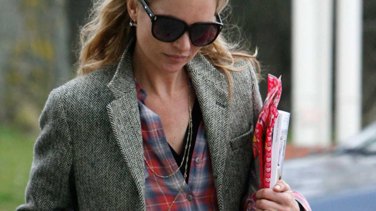 Kate Moss bientôt comédienne sous la direction de Jamie Hince