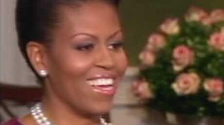 Michelle Obama  adore la junk food!