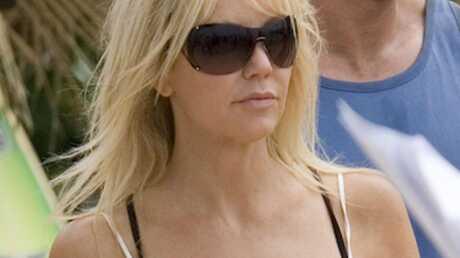 Heather Locklear ne supporte pas d'être séparée de son enfant