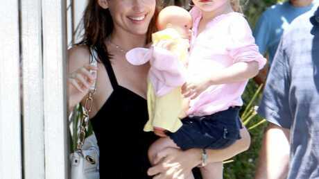 Jennifer Garner attendrait son deuxième enfant