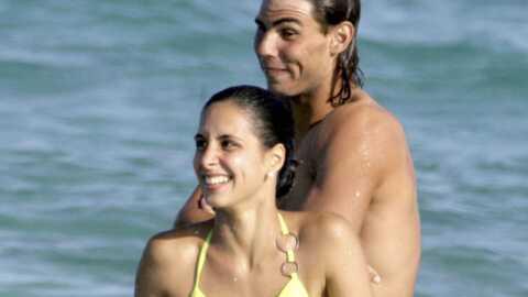 Rafael Nadal se repose avec sa copine