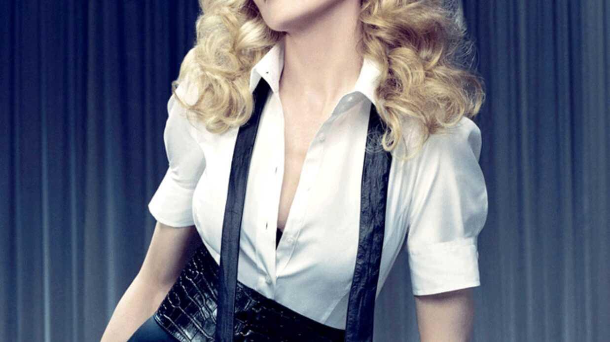 Madonna s'improvise chroniqueuse pour un journal israélien