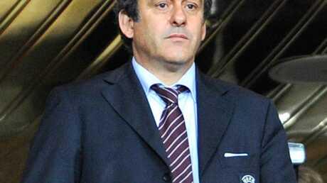 Michel Platini: hospitalisé après un malaise en Afrique du Sud