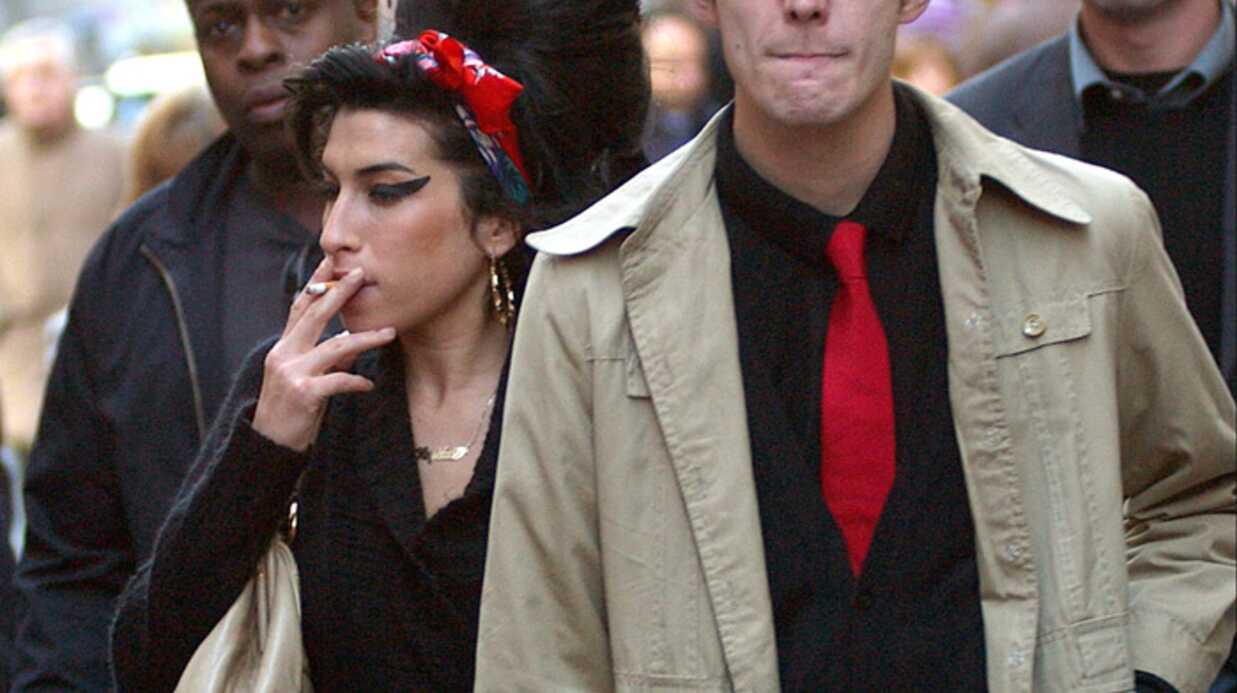 Amy Winehouse Son mari est coupable