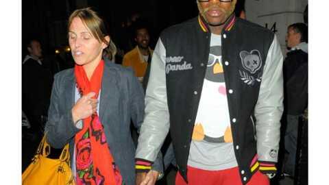 LOOK Djibril Cissé a un look de nerd complètement raté