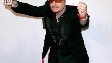 Bono au repos à Saint-Jean-Cap-Ferrat