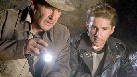 Indiana Jones : Harrison Ford aux Bermudes ?