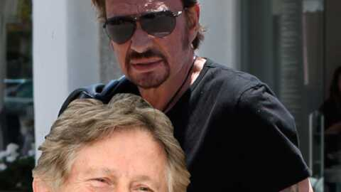 Johnny Hallyday a rencontré Roman Polanski en Suisse