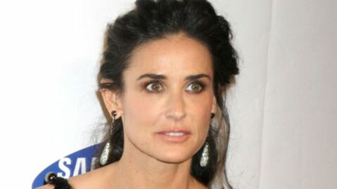 PHOTO Demi Moore étonnamment maigre