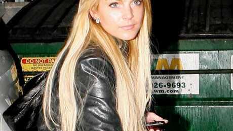 Lindsay Lohan Impliquée dans un autre vol