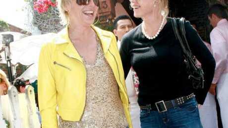 Sharon Stone et Melanie Griffith Virée entre copines