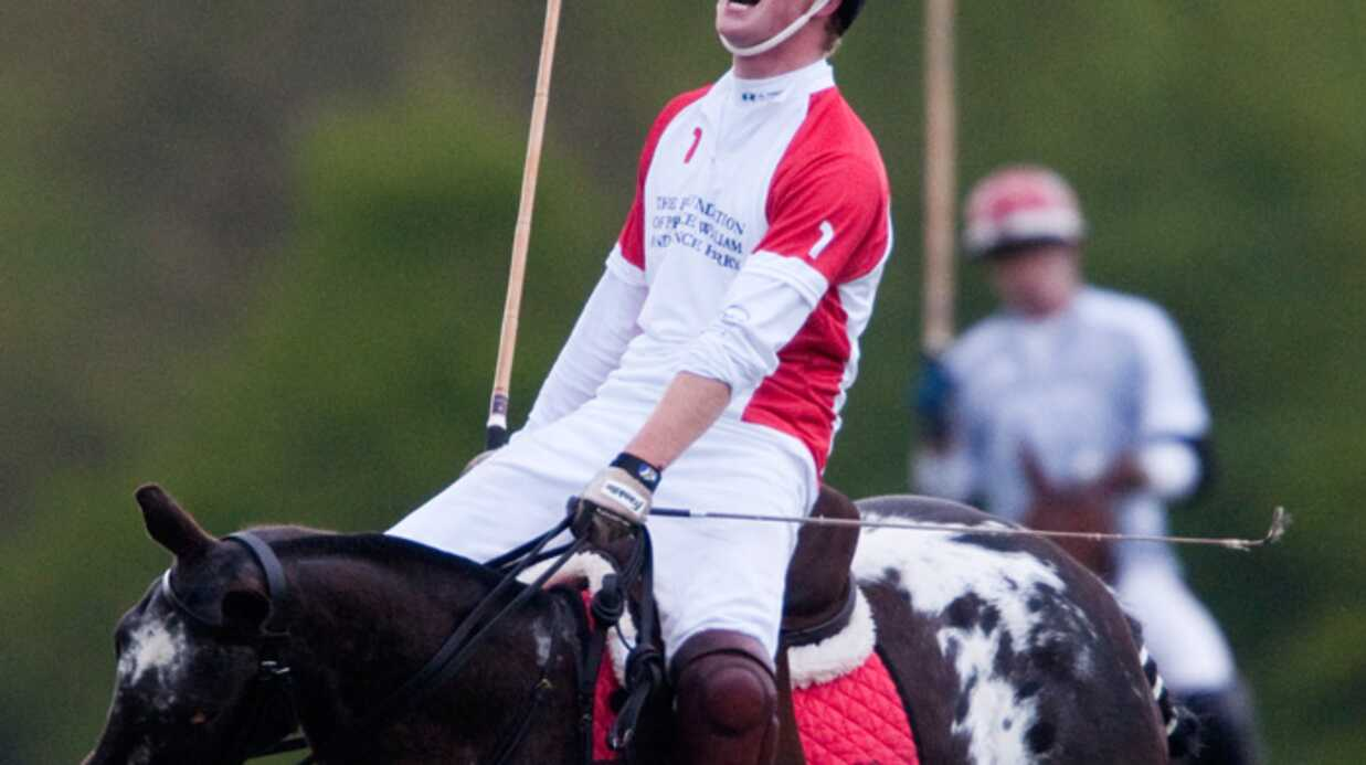 Prince Harry effondré après la mort de son cheval