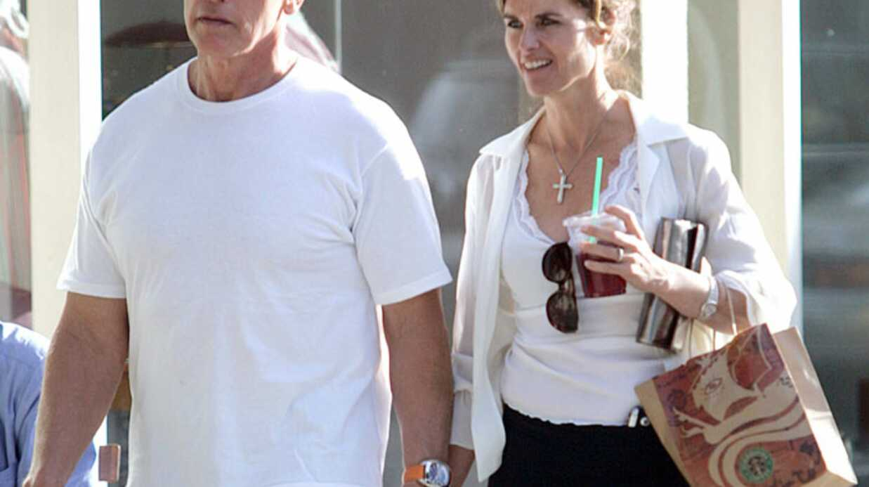 Arnold Schwarzenegger & Maria Shriver se séparent